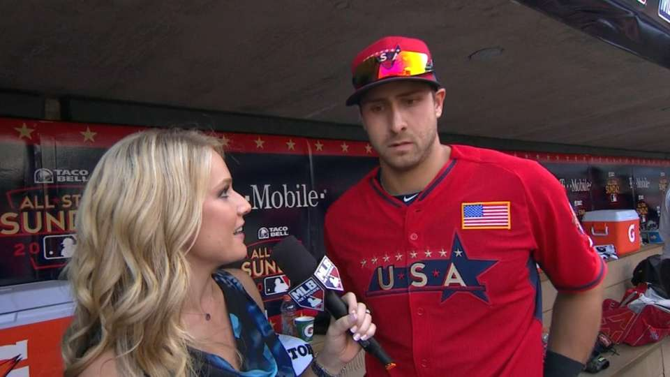 Gallo on Futures Game experience
