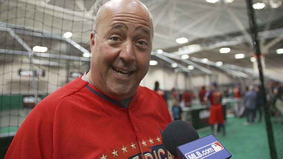 Interview with Andrew Zimmern