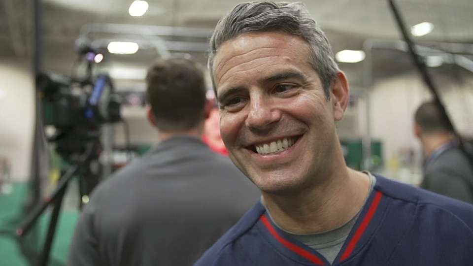 Interview with Andy Cohen