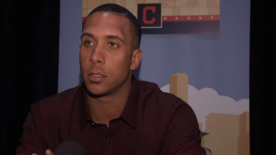 Brantley on All-Star Game