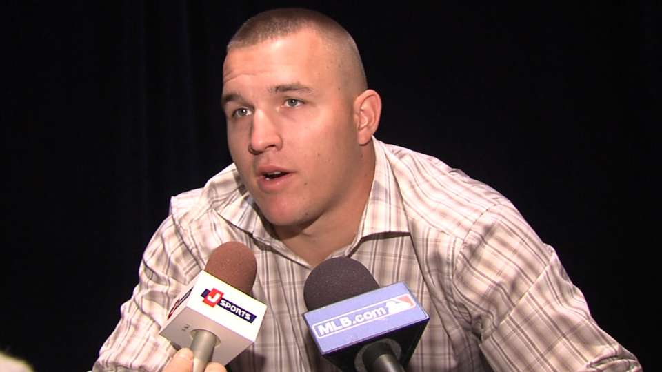 Trout on All-Star Game