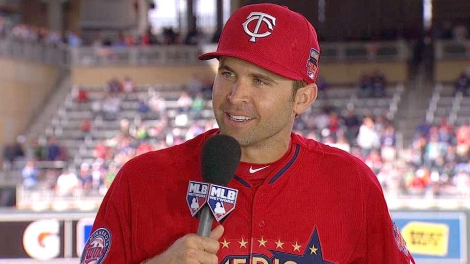 Dozier joins MLB Tonight