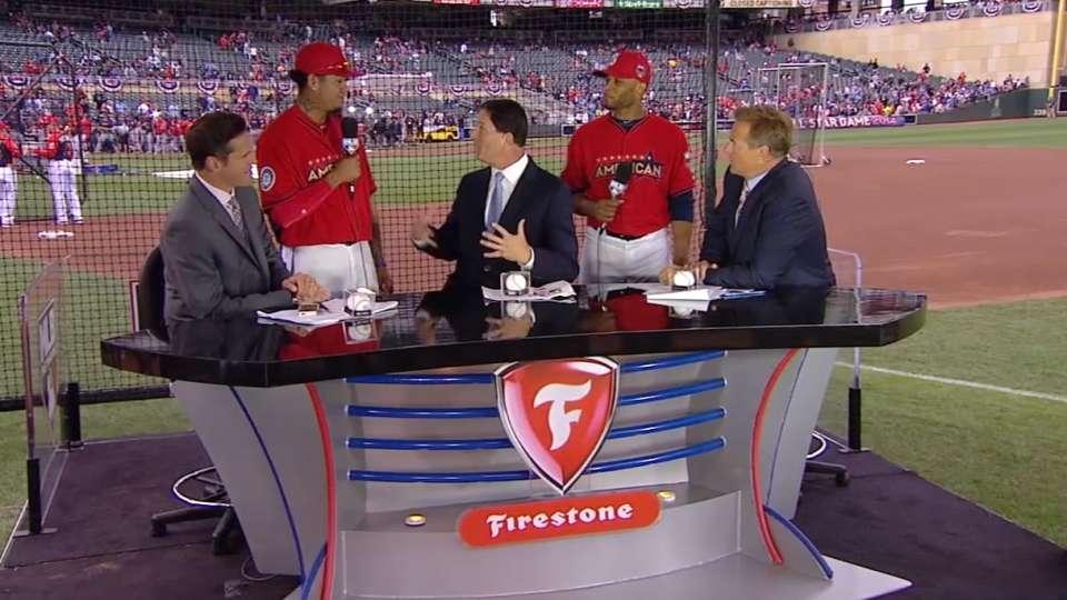 Hernandez, Cano on MLB Tonight