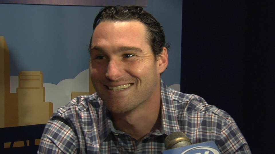Murphy on first ASG selection