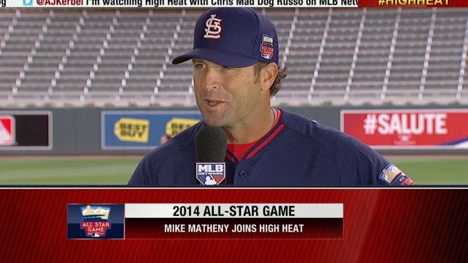 High Heat: Mike Matheny