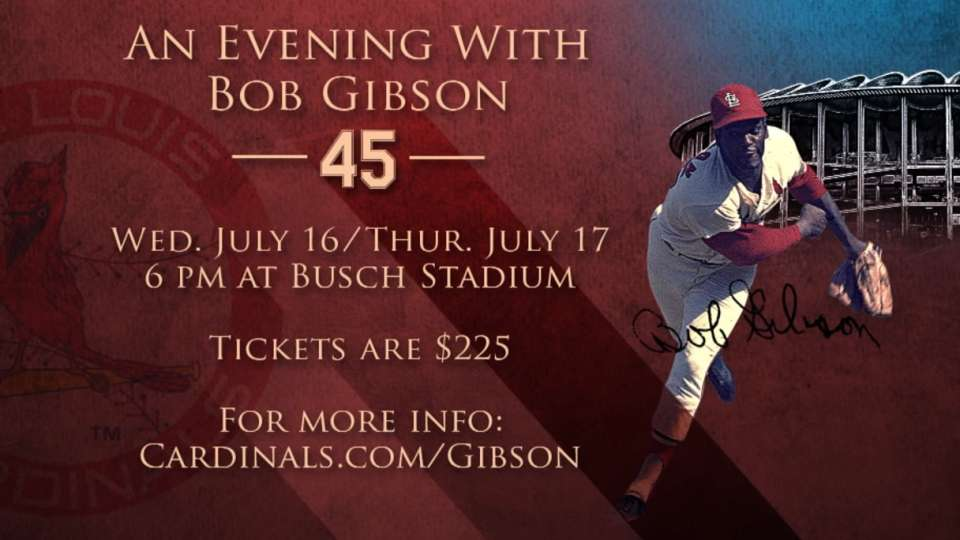An Evening with Bob Gibson