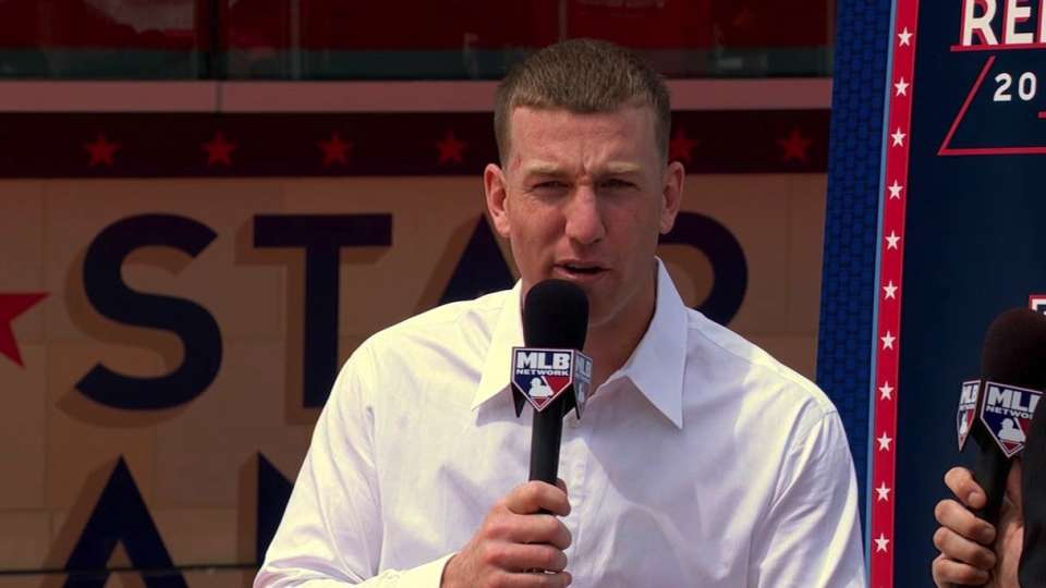 Frazier joins Red Carpet Show