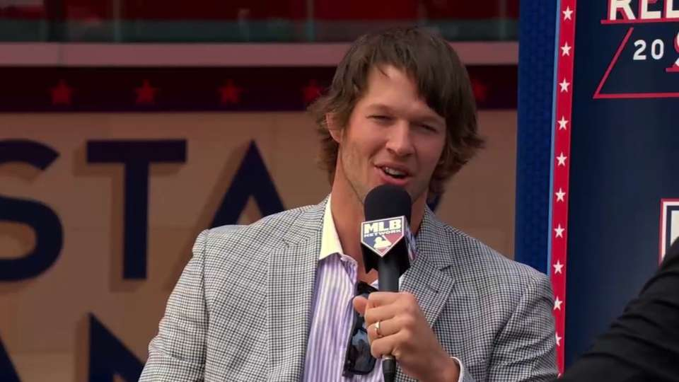 Kershaw on Red Carpet Show