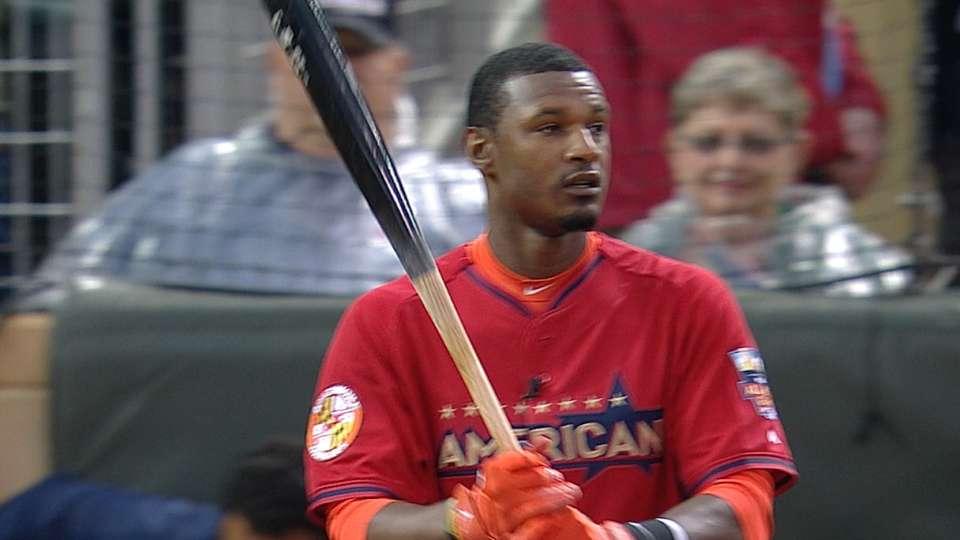 Jones' four home runs