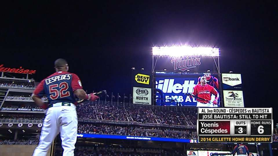Cespedes hits 30 homers in win