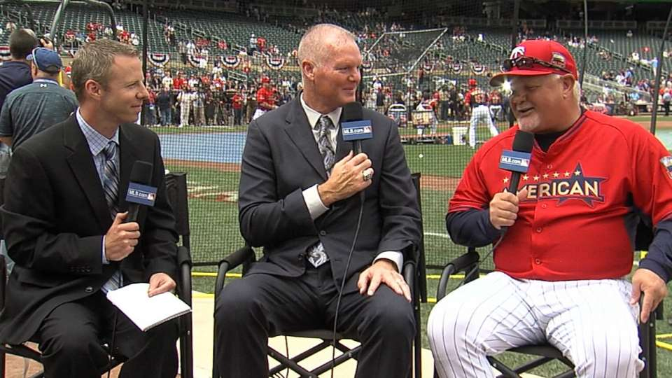 Gardenhire on ASG in Minnesota