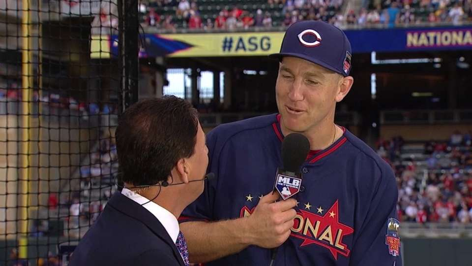Todd Frazier on MLB Tonight