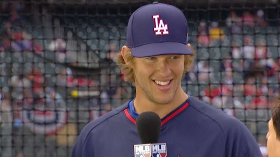 Kershaw joins MLB Tonight