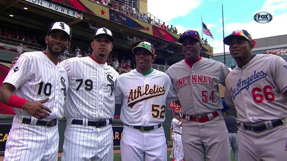Cuban Heritage at All-Star Game