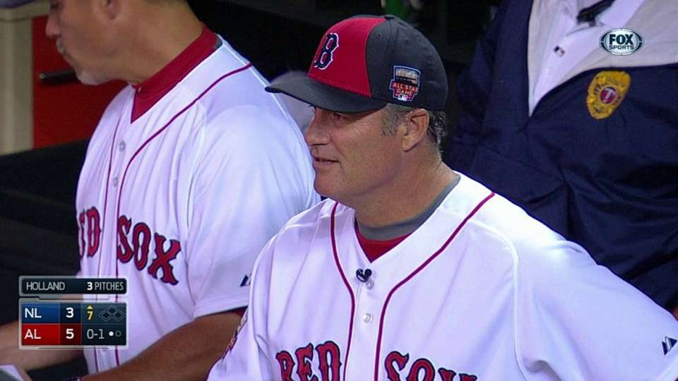 Farrell on 2014 ASG