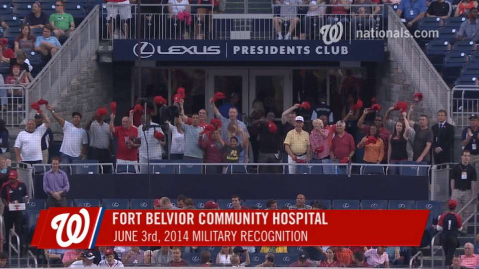 June 3 Military Recognition
