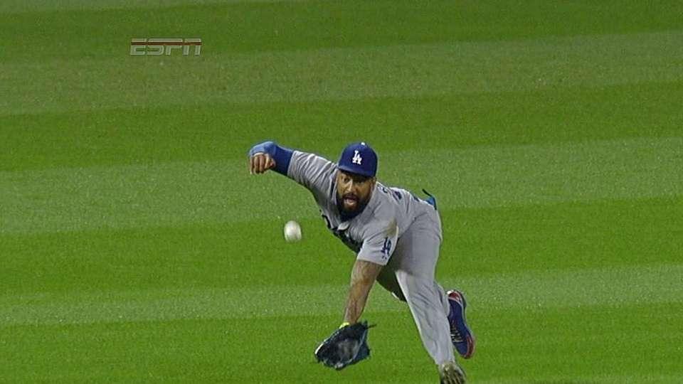 Kemp's impressive grab