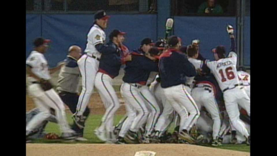 The Braves are World Champions