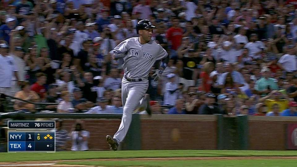 Beltran's two-run single
