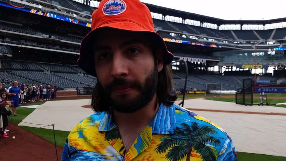 a552a903eb26e Mets Bucket Hat Guy raps lineup