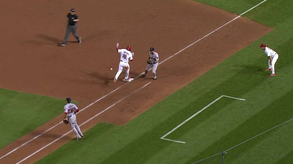 Taveras called out