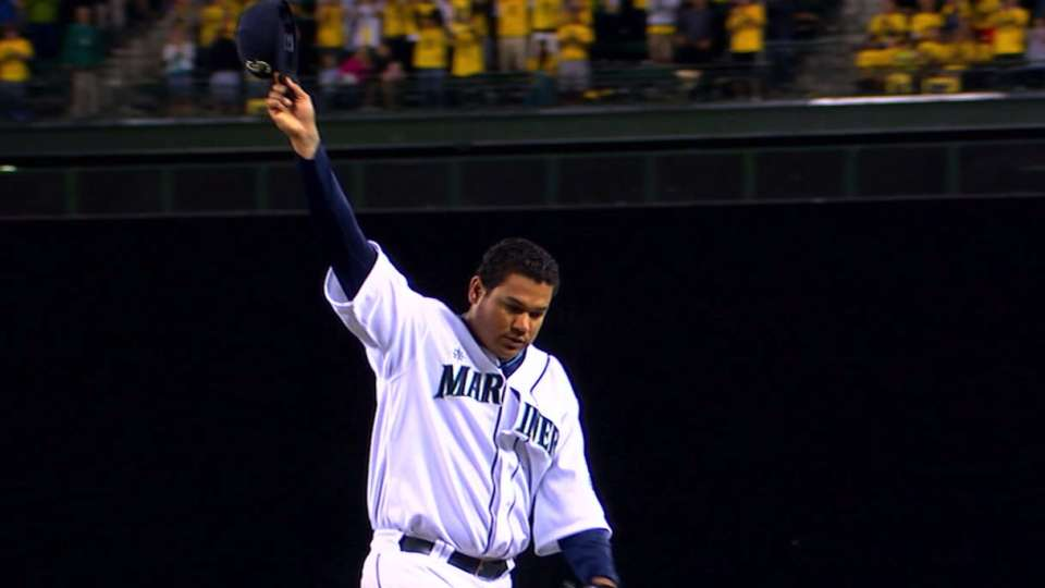 King Felix and His Court