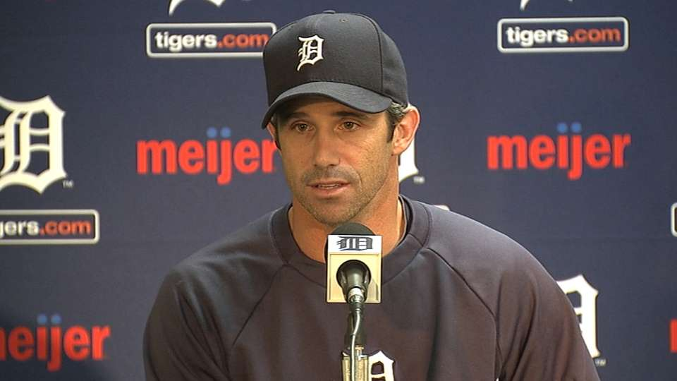 Ausmus on 7-2 loss to Mariners