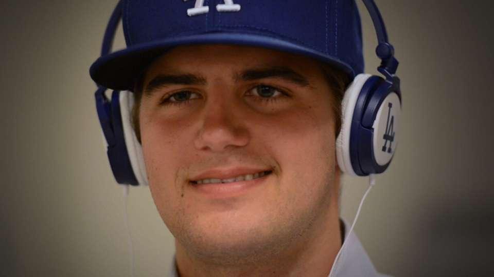 Audifonos De Los Dodgers
