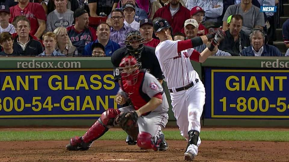 Middlebrooks' double in 7th