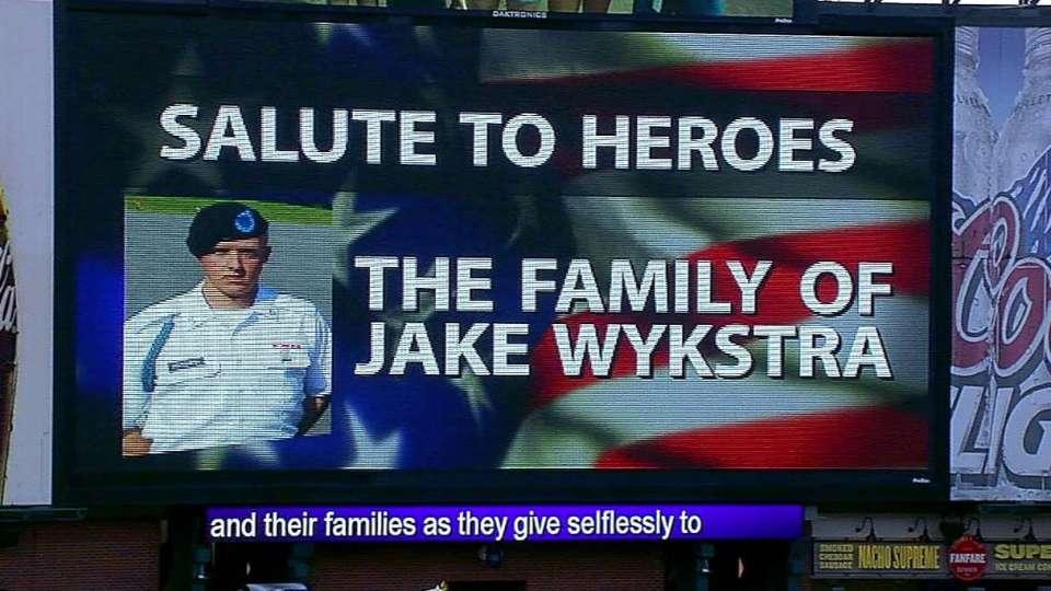 Rockies pay tribute to Wykstra