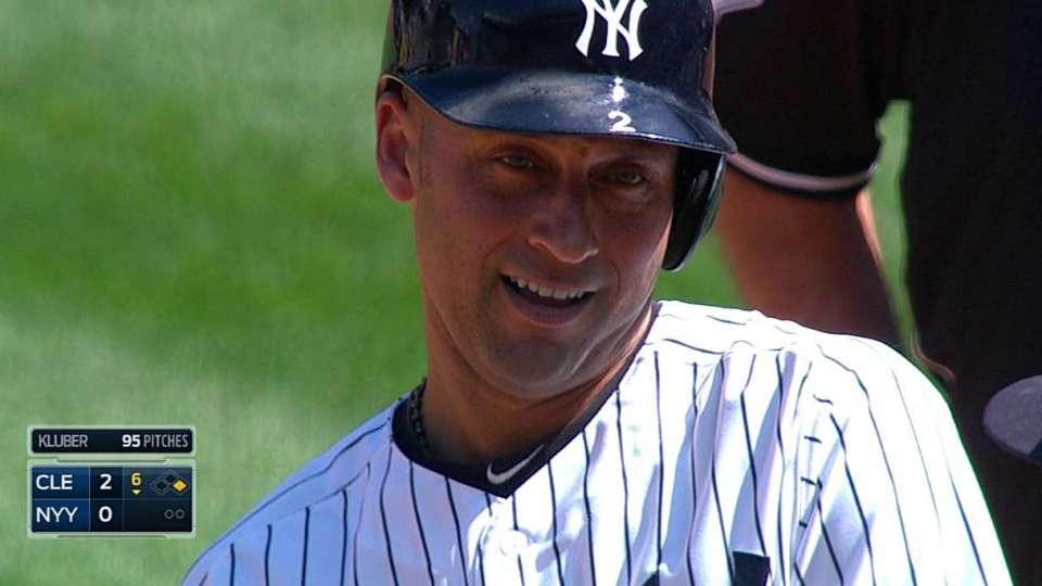 Jeter's 3,430th hit