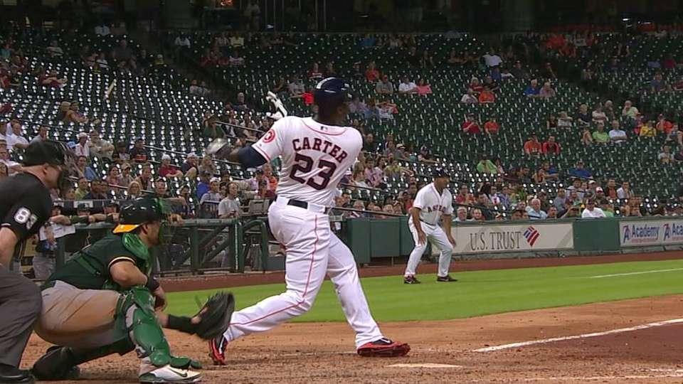 Carter's go-ahead homer