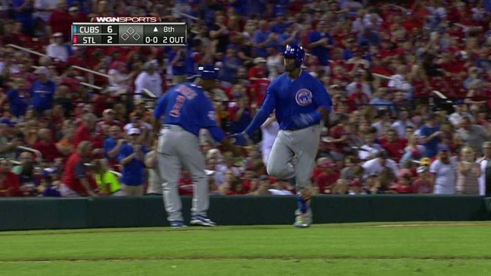 Soler's second homer