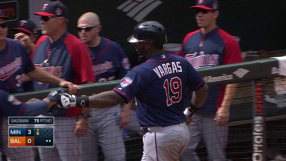 Vargas' sacrifice fly
