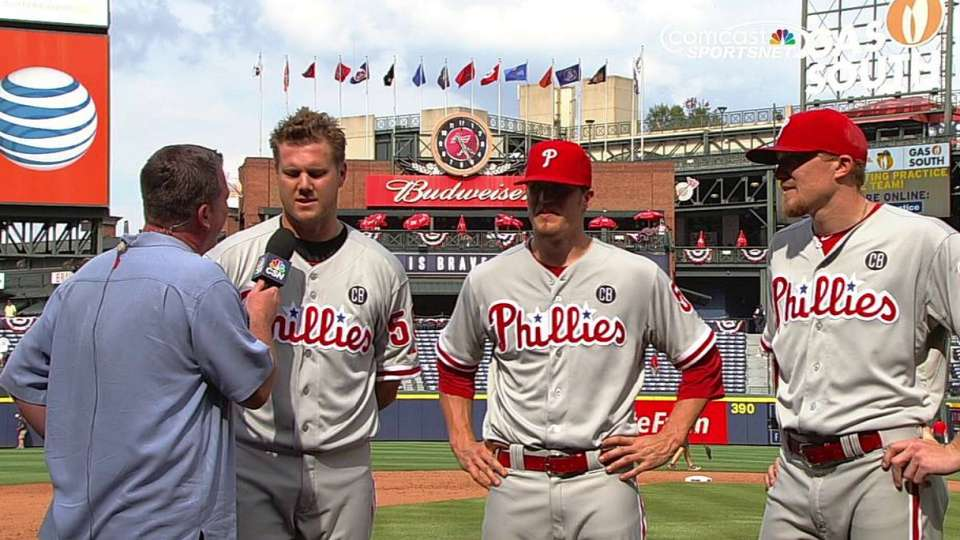 Relievers on no-hitter