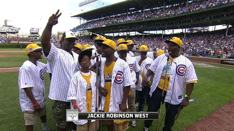 JRW leads 7th-inning stretch