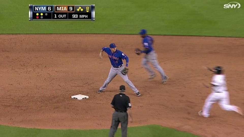 Goeddel's MLB debut