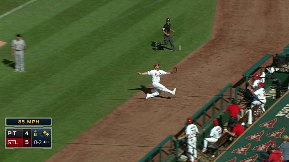 Adams' sliding grab