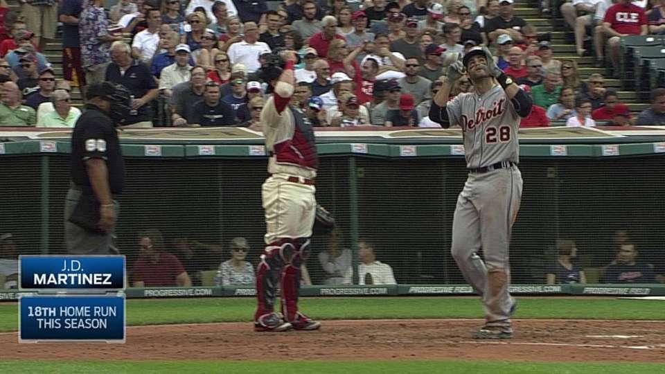 J.Martinez goes back-to-back