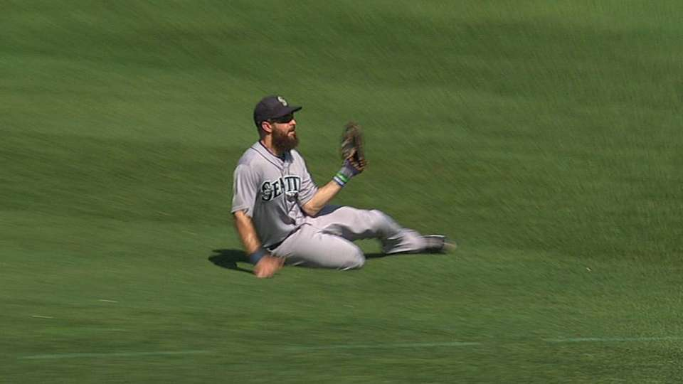 Ackley's sliding catch