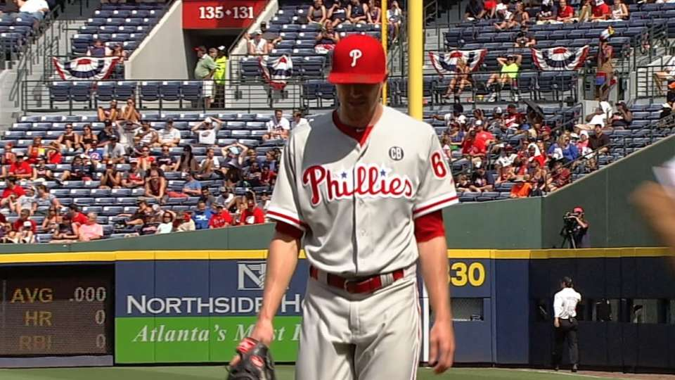 Diekman continues no-no in 7th