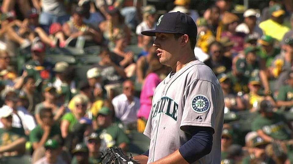 Smith's Major League debut