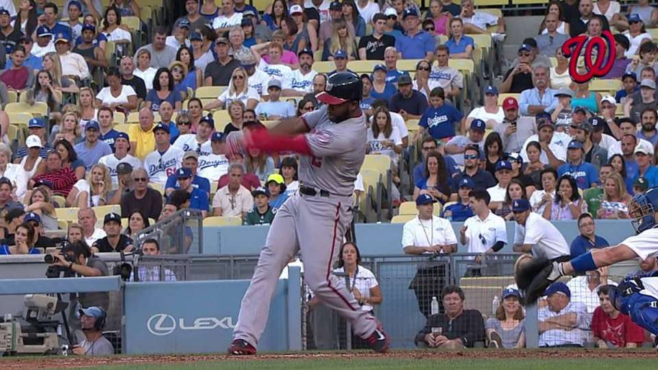 Span's second homer