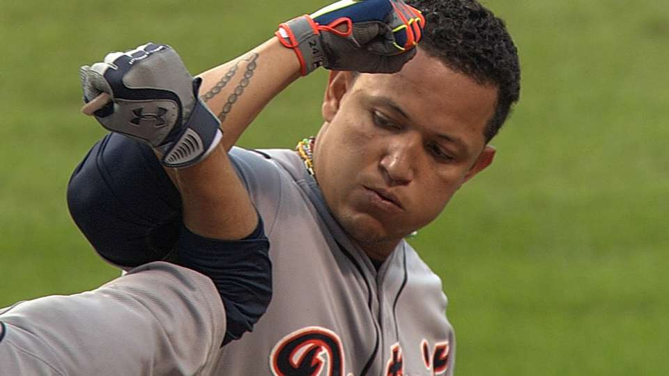 Miggy's two-homer game