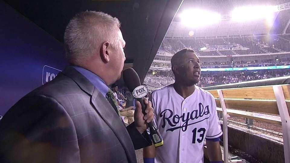 Perez on Royals bouncing back