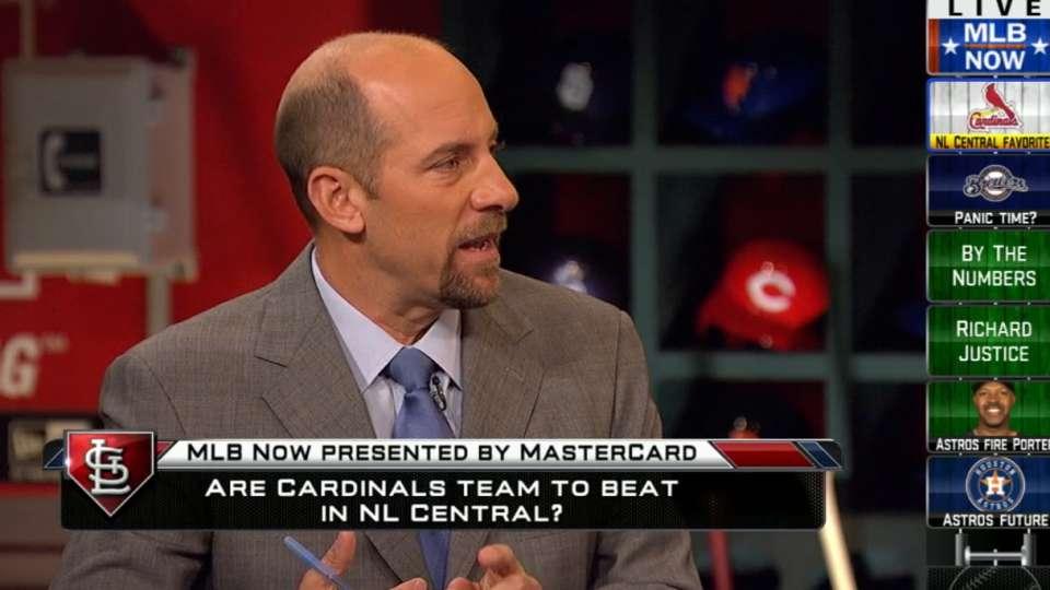 MLB Now on Cardinals' success