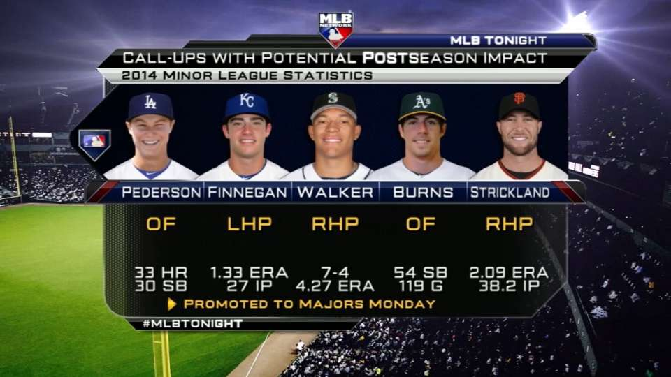 MLB Tonight: Roster expansions