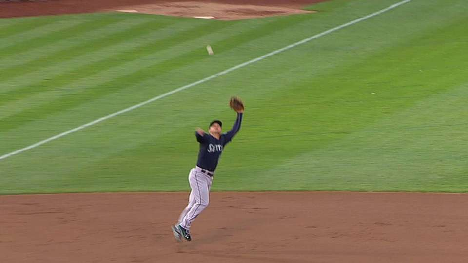Seager's jumping stop