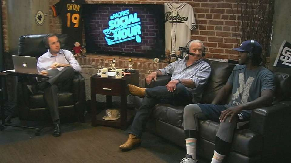 9/2/14: Padres Social Hour