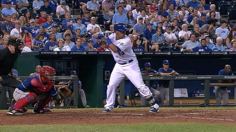 Perez's impact in Kansas City